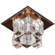 Встраиваемый декоративный светильник DK2 BR/WH